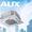 Кассетный кондиционер AUX ALCA-H36/5R1BA-R #1689838