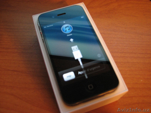 Новый Apple iPhone 4 16GB/32GB оригинальные, сделанные в США, - Изображение #3, Объявление #248541