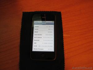 Новый Apple iPhone 4 16GB/32GB оригинальные, сделанные в США, - Изображение #4, Объявление #248541