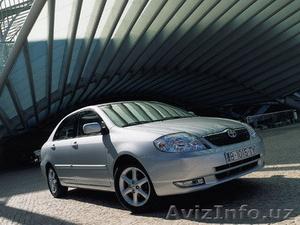 Дверь пер. правый от Тойоты Королла 2001-2006 г.в. - Изображение #2, Объявление #538407