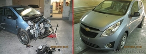 Покраска кузова, ремонт кузова, полировка - Изображение #5, Объявление #8520