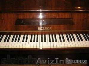 Фортепиано Petrof - Изображение #1, Объявление #988565