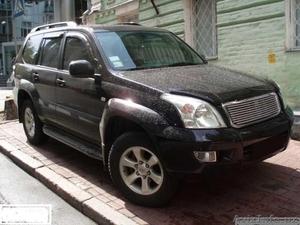 Toyota Prado VX 4литровый.Суперсалон. 120 кузов - Изображение #1, Объявление #1469447