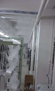 Промышленный увлажнитель воздуха для швейного цеха и т.д. - Изображение #5, Объявление #1483114