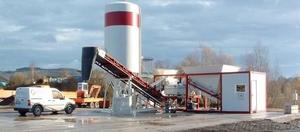 Мобильный бетонный завод, БСУ, РБУ Эконом-класса 30 м3/ч - Изображение #2, Объявление #1577524