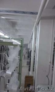 Промышленный увлажнитель воздуха для швейного цеха и т.д. в Ташкенте!! - Изображение #2, Объявление #1590202