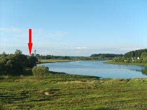 Жилой кирпичный дом на берегу озера. Беларусь - Изображение #1, Объявление #1600463