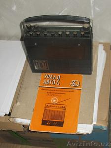 Продам переносной  авто радиоприемник УРАЛ - Изображение #1, Объявление #1601889