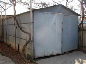 Продаю сборно-разборный металлический гараж 3х6 м , площадь 18м2 - Изображение #1, Объявление #1606080