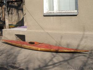 Продам одноместные каяки - Изображение #1, Объявление #1606081