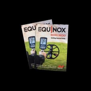 Металлоискатель Minelab EQUINOX 600 - Изображение #5, Объявление #1674464