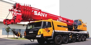 Автокран SANY STC 800-5 - Изображение #1, Объявление #1680107