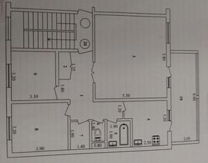 Панельный 4 комн. 94 м.кв., 4/4 эт., панельного - Изображение #8, Объявление #1694440
