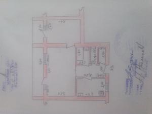 продаю СВОЮ 2 комнатную квартиру,2 этаж,4 этажного дома,кирпич. - Изображение #10, Объявление #1639491