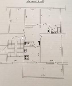 Чехова Госпитальный на против кафе Бон  4 х 9 эт 9 ти - Изображение #5, Объявление #1704519