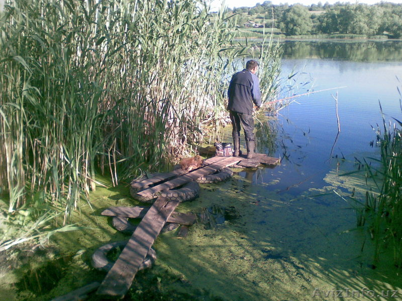 рыбалка на хуторах омская область
