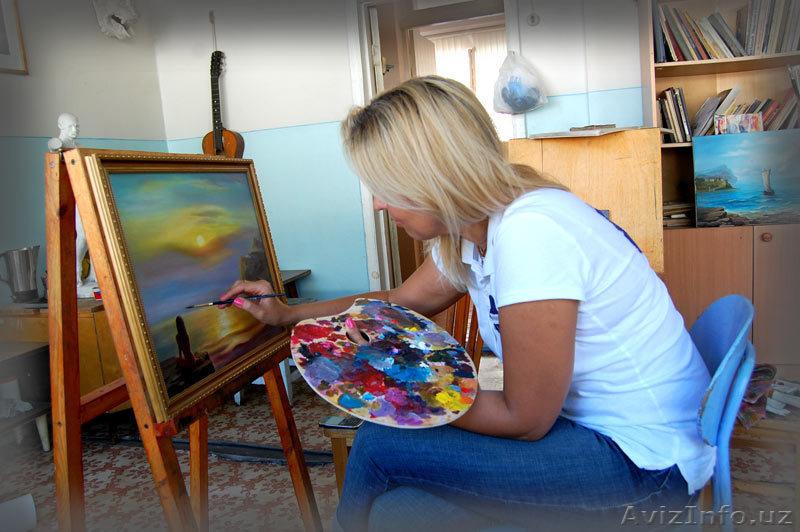 Курсы рисования для взрослых в ташкенте