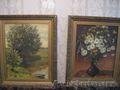 Картина маслом художник Мальцев