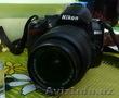 цифровый зеркальный фотоаппарат Nikon D3000 Kit