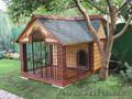 Дом для СОБАКИ в Ташкенте, изготовление из дерева и металла