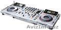 2x Pioneer  CDJ-2000 and  1 х DJM-900 Pack  LIMITED EDITION (WHITE)