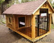Дом-будка для собаки 940-90-48 Эксклюзив. Сделано в Ташкенте