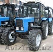 Продажа новых и б/у тракторов МТЗ, купить трактор МТЗ