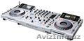 2x Pioneer  CDJ-2000 and  1 х DJM-900 Pack  LIMITED EDITION (WHITE)  at $2400USD