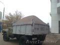 Занимаюсь доставкой сройматериалов на ЗИЛе и вывозом строительного мусора
