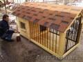 Будка для собаки Ташкент, Сергели. Вольер для собаки VIP - Изображение #10, Объявление #162103