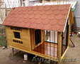 Будка для собаки Ташкент, Сергели. Вольер для собаки VIP - Изображение #4, Объявление #162103