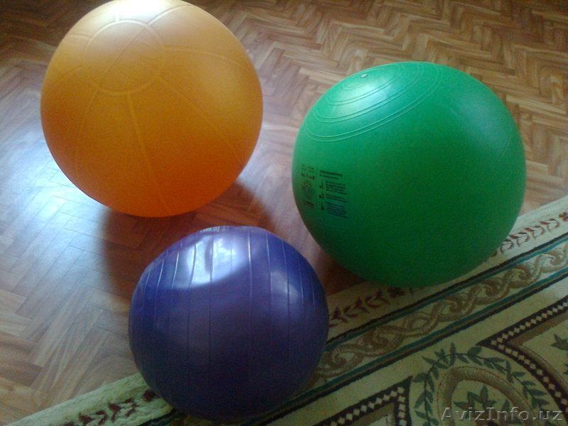 Продаю спортивные мячи, Объявление #952252