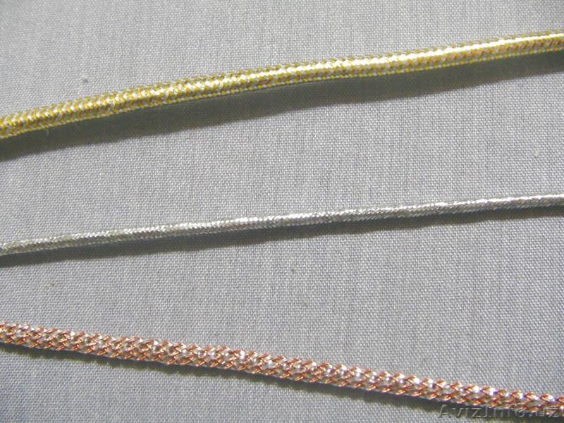 Веревки, шнуры, тесьмы, резинки галантерейные, Объявление #1062470