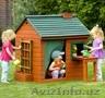Живописный детский игровой домик. Дом — ИГРУШКА. - Изображение #3, Объявление #162102