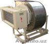 Jahon & K Производство промышленных вентиляторов в Узбекистане