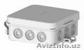 Коробки для открытой установки с мембранными кабельными вводами КР-2501,2502,250 - Изображение #2, Объявление #1228137