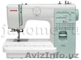 Ремонт швейных машин качественно в Ташкенте, Объявление #1273812