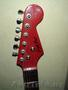 Продам гитару LEAD STAR тёмно-вишнёвого цвета - Изображение #2, Объявление #1323295