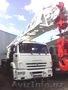 Автомобильный кран КС-55732 г/п 25 тонн стрела 32, 7м