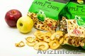 "Apple Chips от компании "" FITNESS FRUITS"" ( Узбекистан)"