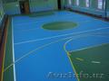 Спортивные рулонные ПВХ покрытия для спортивных залов