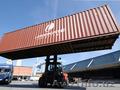 Грузоперевозка грузов в контейнерах авто фурами и по Ж/Д