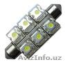 Автомобильные лампы 12 v, 24v, стоп синал, головной свет фар - Изображение #11, Объявление #1411125