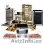 Профессиональное кухонное пищевое оборудование Ozti