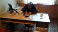 Офисный стол угловой формы