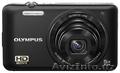 Цифровой фотоаппарат OLYMPUS VG-160 BLACK