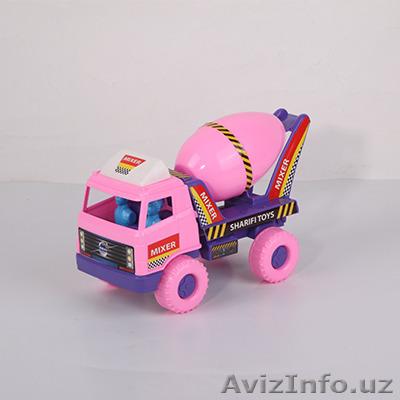 Иранская компания Шарифи по производству игрушек, Объявление #1520519