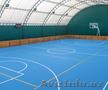 Спортивные рулонные покрытия для спортивных залов