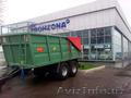 Прицеп тракторный самосвальный ПТ-14С