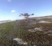 Квадрокоптер сельскохозяйственного назначения HFD AGROCOPTER